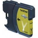 Brother oryginalny Tusz LC1100 yellow DCP-6690CW/MFC-5890CN