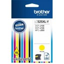 Tusz Brother oryginalny LC525XLY YELLOW 1300 do DCP-J100 DCP-J105