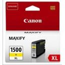 Tusz oryginalny Canon PGI-1500XL YELLOW 9195B001