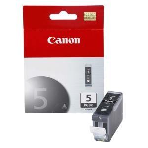 Canon oryginalny Tusz CZARNY Pigmen PGI5BK