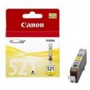 Canon oryginalny Tusz CLI521 yellow CLI-521Y