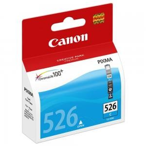 Canon oryginalny Tusz CLI526 cyjan CLI-526C