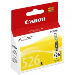 Canon oryginalny Tusz CLI526 yellow  CLI-526Y