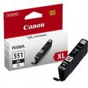 Tusz oryginalny Canon CLI-551XL CZARNY 6443B001