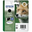 Epson oryginalny Tusz T1281 Black do SX125/SX130/SX425W/SX430