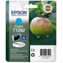 Epson oryginalny Tusz T1292 Cyan SX425W/SX525WD/BX525WD