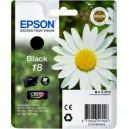 Epson oryginalny Tusz T1801 Czarny 5.2ml do XP-30/102/20x/30x/40x