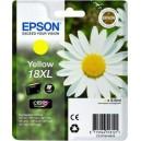 Epson oryginalny Tusz T1814 YELLOW 6.6ml do XP-30/102/20x/30x/40x
