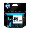 HP oryginalny Tusz nr 301 Kolor CH562EE