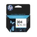 Tusz HP oryginalny nr 304 Tri-Colour N9K05AE