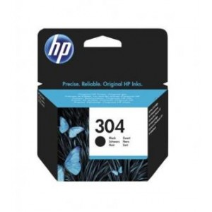 Tusz HP oryginalny nr 304 Black N9K06AE