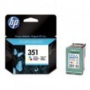 HP oryginalny Tusz nr 351 Kolor CB337EE