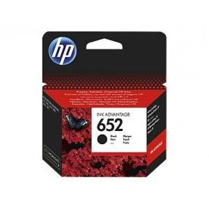 Tusz HP nr 652 Black F6V25AE