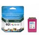 HP oryginalny Tusz nr 901 Kolor CC656AE