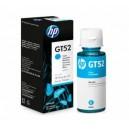 Tusz HP oryginalny GT52 Cyan M0H54AE