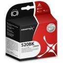 Tusz Asarto do Canon PGI520BK | iP3600/4600/4700/MP540/550 | black