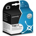 Tusz Asarto do Epson T0611 | D68/88/DX3800/4200 I black