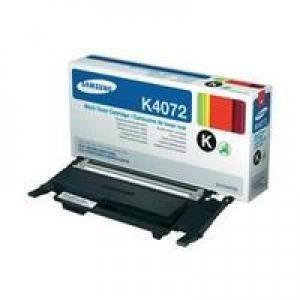 Toner oryginalny Samsung CLP32x CLX-3185 black CLT-K4072S