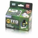 Tusz zamiennik TFO B-123Y (LC123Y) yellow 10ml