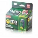Tusz zamiennik Canon TFO C-526C (CLI526C) cyjan 10,5ml