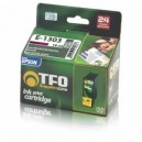 Tusz zamiennik TFO Epson E-1303 (T1303, Ma) magenta 18ml