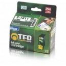 Tusz zamiennik TFO Epson E-1811 (T1811) black 18ml