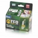 Tusz zamiennik TFO Epson E-2711 (T2711, Bk) black 32ml