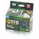 Tusz zamiennik TFO HP H-338R (C8765E) black 17ml