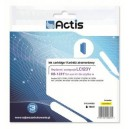 Tusz zamiennik Actis KB-123Y (Brother LC123Y/LC121Y) standard 10ml yellow