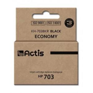 Tusz zamiennik Actis KH-703BKR (HP 703 CD887AE) standard 15ml czarny