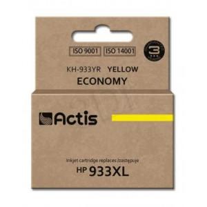 Tusz zamiennik Actis KH-933YR (HP 933XL CN056AE) standard 13ml yellow Chip