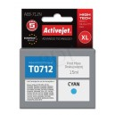 Tusz zamiennik Activejet AEB-712N (Epson T0712 T0892 T1002) supreme XL 15ml cyan
