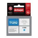 Tusz zamiennik Activejet AE-1292N (Epson T1292) supreme XL 15ml cyan