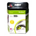 TB Print Tusz zamiennik do Brother LC223 Magenta TBB-LC223M