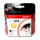 TB Print Tusz zamiennik do Canon MP 480 Czarny refabrykowany TBC-PG512BR