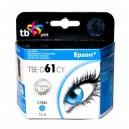 TB Print Tusz zamiennik do Epson D68 Cyan TBE-D61CY