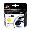 TB Print Tusz TBH-728C (HP Nr 28 - C8728A) Kolor refabrykowany