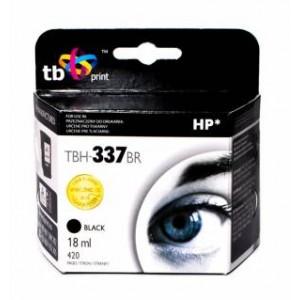 TB Print Tusz zamiennik do HP DJ 5940 Czarny refabrykowany TBH-337BR