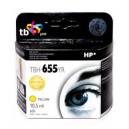 TB Print Tusz zamiennik do HP DJ Advantage 3225 Yellow ref. TBH-655YR